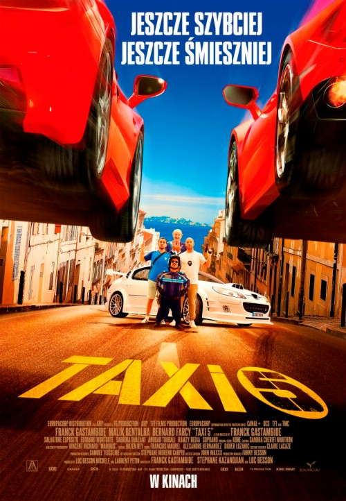 film taxi 5 online
